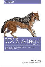 Jamie Levy — UX Strategy