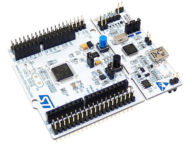 Arduino and STM32 - wwwemcuit