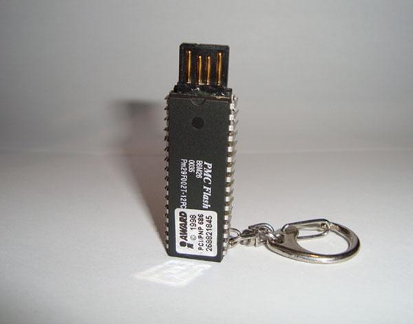 Хакерская флешка из микросхем BIOS'a фото 14