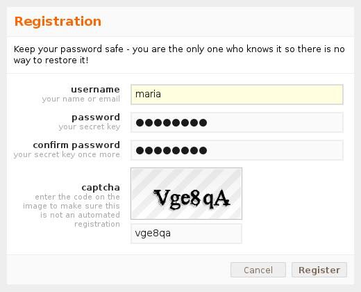 онлайн менеджер паролей