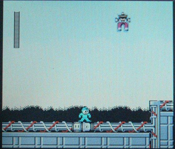 NES MegaMan 2