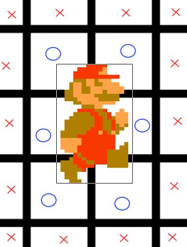 Разработка игр под NES на C. Главы 7-10. Работа с джойстиком. Коллизии спрайтов