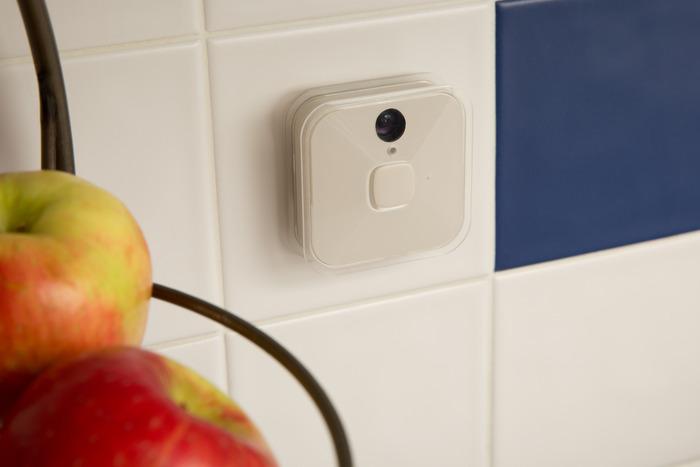 Blink: беспроводная система наблюдения для дома и офиса