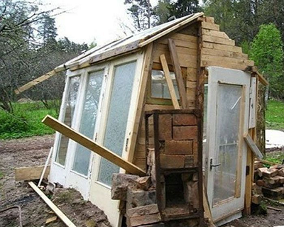 Что нам строит дом построить
