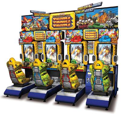 Tank! Tank! Tank! Arcade
