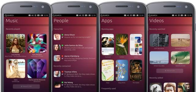 Ubuntu Phone активирована на 10 000 устройств