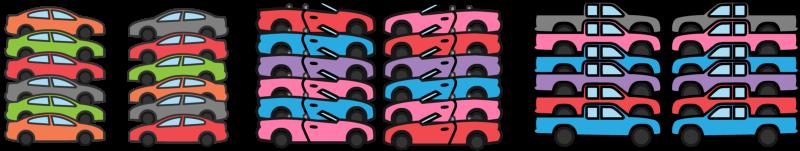 CSS-селекторы в автосалоне