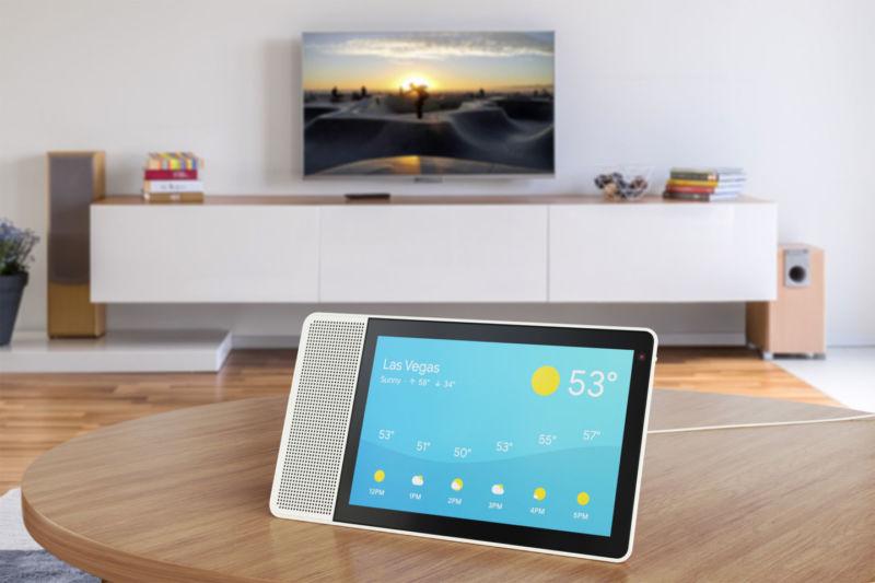 Android Things перефокусируется на умные колонки и дисплеи