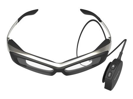 Sony представила конкурента Google Glasses