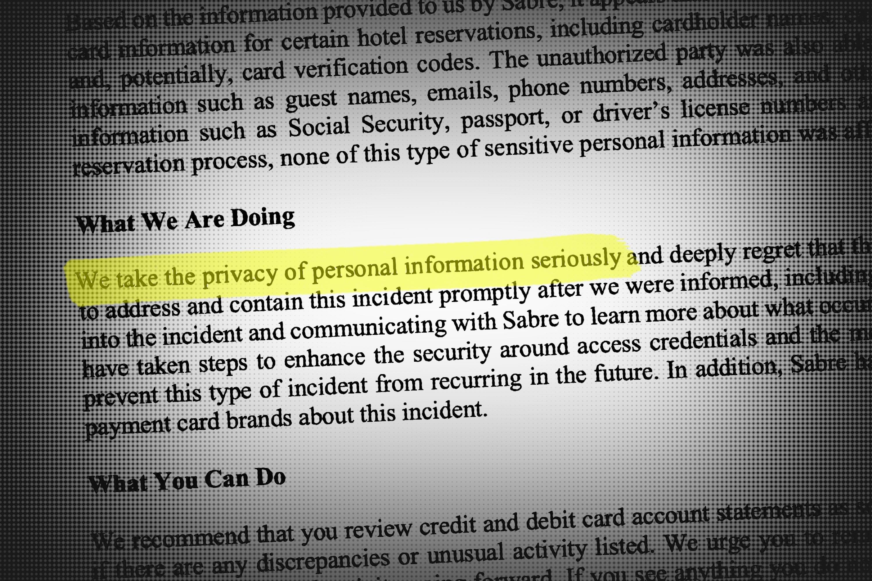 [Перевод] Прекратите говорить о «серьёзном отношении к безопасности и приватности пользователей»