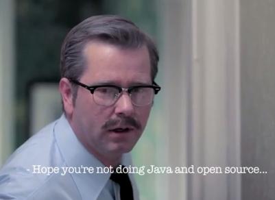 Java forever
