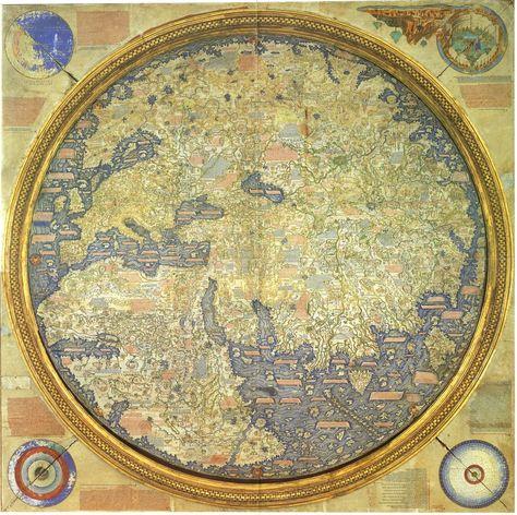 Fra Mauro map