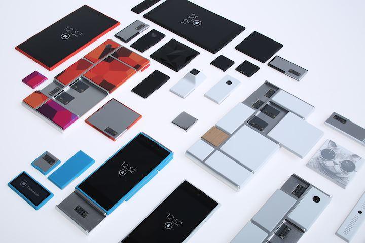 Motorola будет использовать 3D печать для производства модульного телефона Project Ara