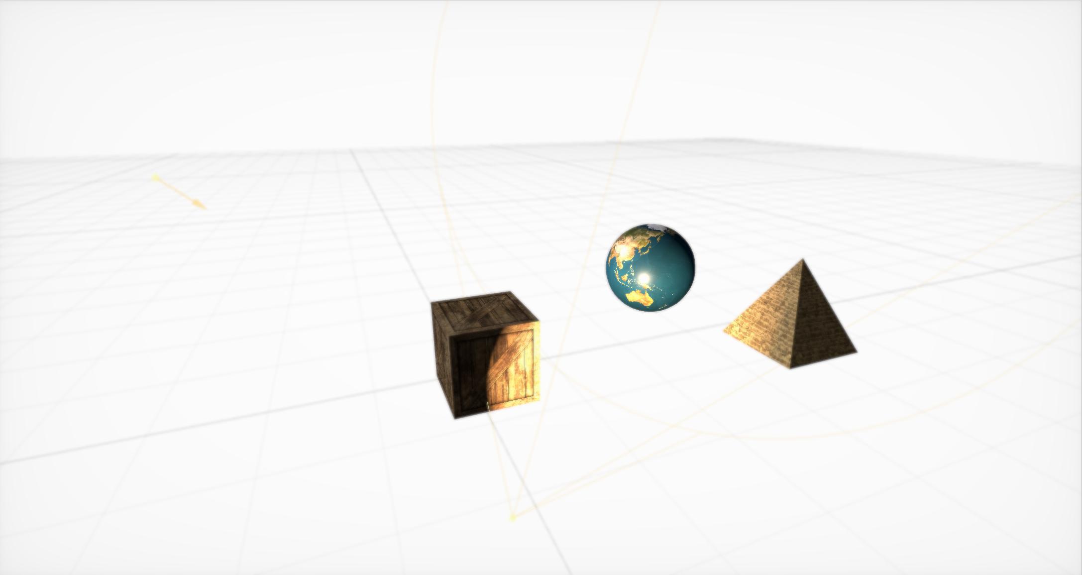 Эффект бокэ «из коробки»