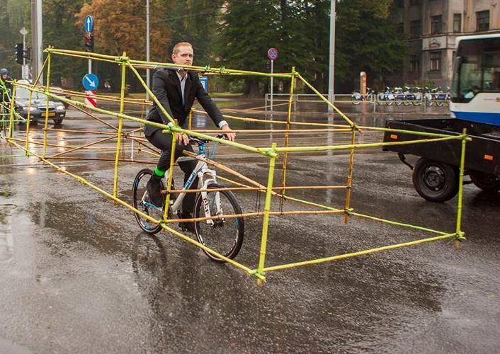 Одни велосипеды
