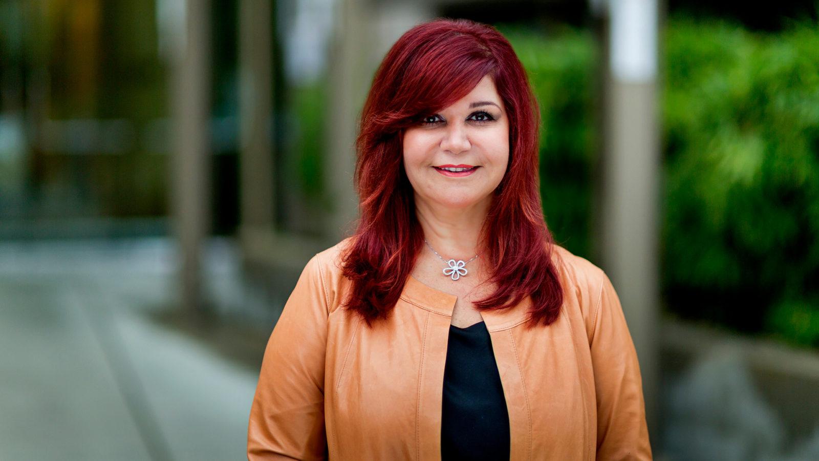 Митра Азизирад, вице-президент. Фото: Microsoft.