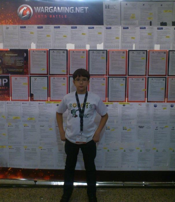 Интервью с двенадцатилетним разработчиком игр