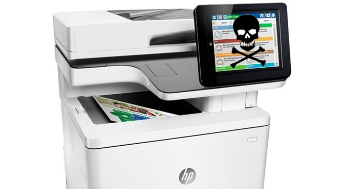 HP платит до $10000 за баги в принтерах, хакерам дают удалённый доступ