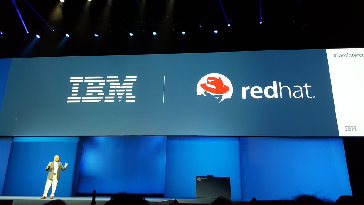 Red Hat will be absorbed by IBM
