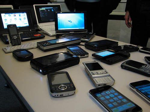 Список самых популярны устройств в США и ЕС, на которых необходимо тестировать мобильные приложения (перевод статьи)