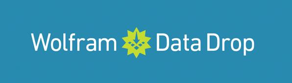 Wolfram Data Drop — новый сервис Wolfram Research