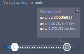 Dynamic cloudlets