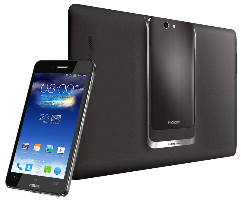 Обзор ASUS The New PadFone Infinity