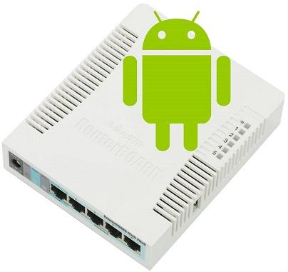Android и MikroTik