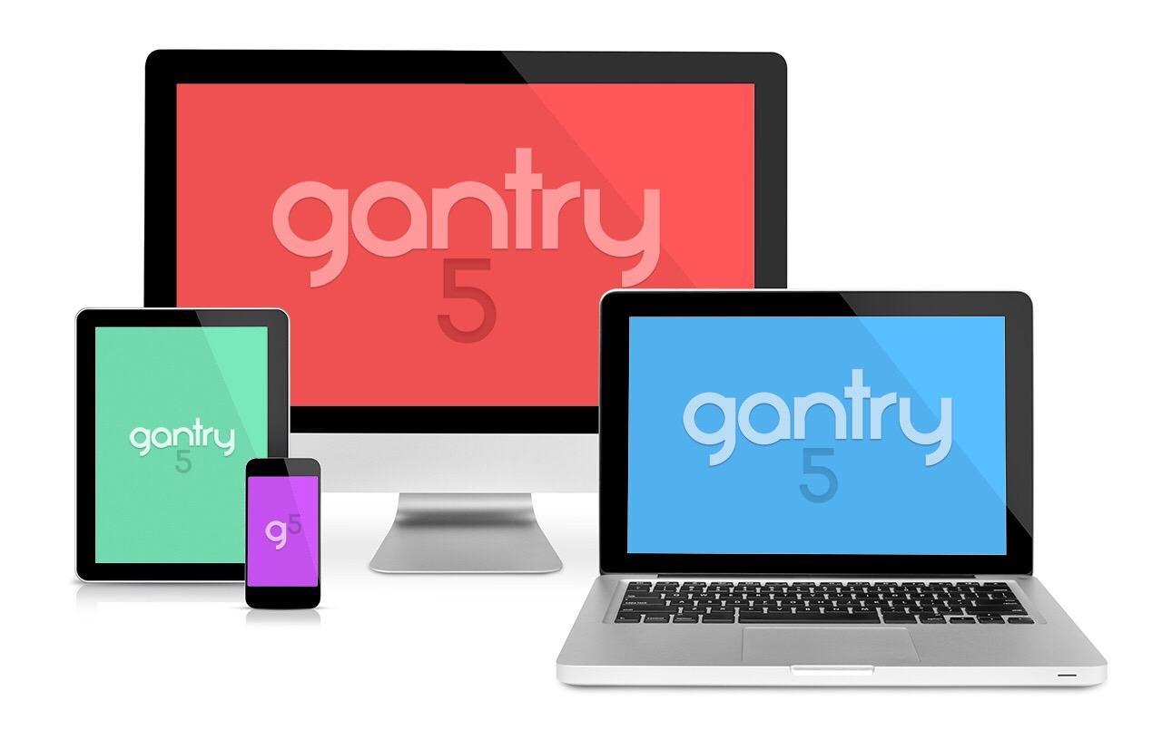 Переосмысление разметки. Первые шаги с Gantry 5