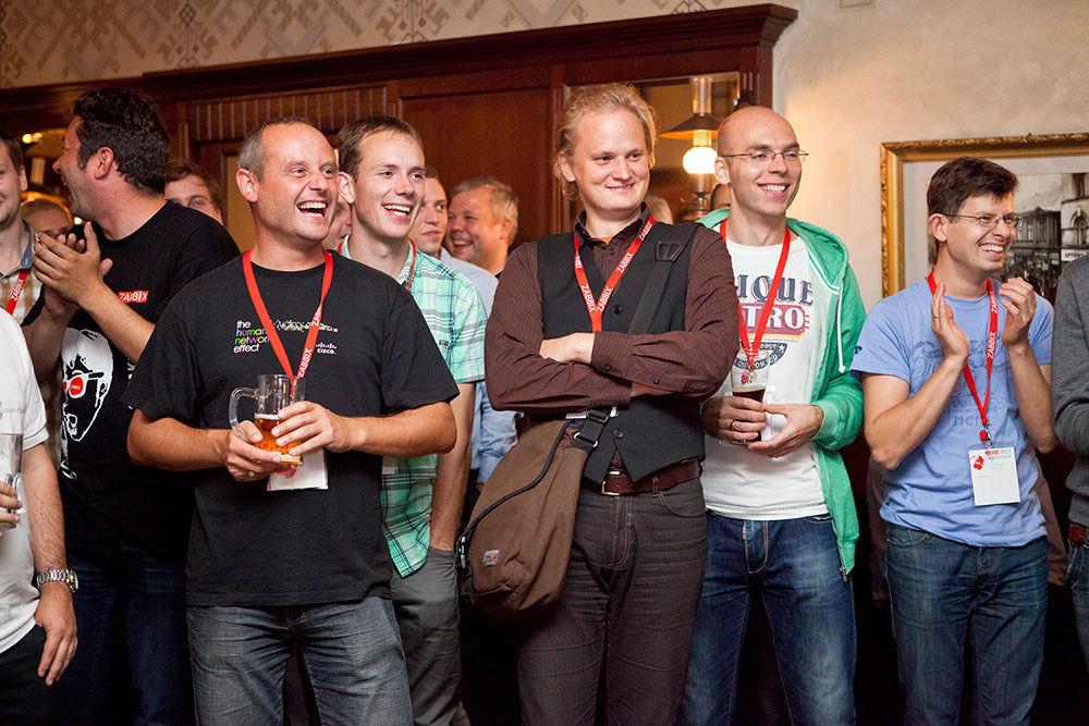 Готовимся к Zabbix конференции 2014