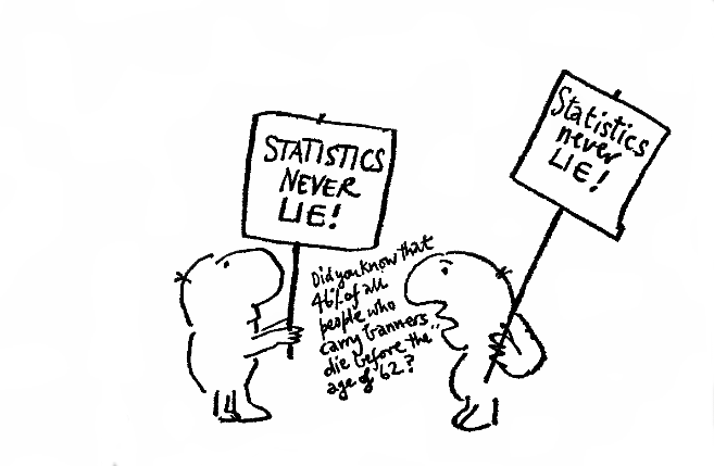 how to lie with statistics book A pleasantly subversive little book, guaranteed to undermine your faith in the  almighty statistic illustrator and author pool their considerable talents to provide.