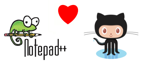 Notepad++ ♥ gist