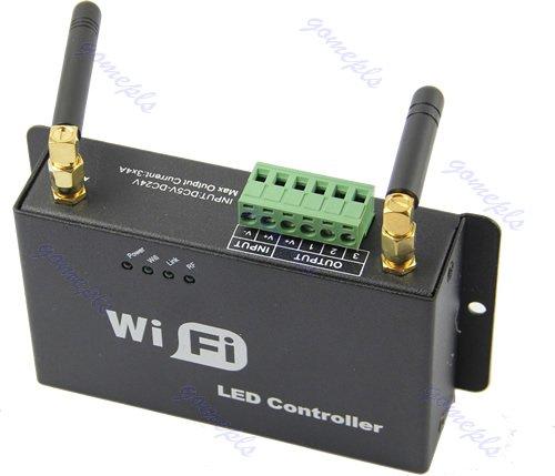[Из песочницы] Исследование устройства WiFi Led Controller