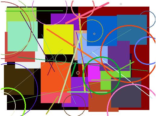 Модуль для рисования растровых картинок HTML таблицами