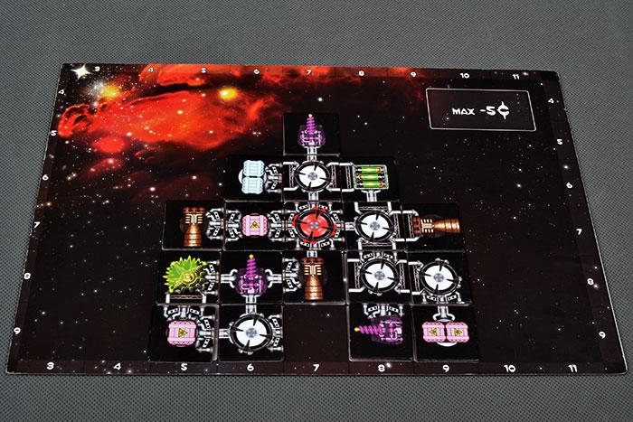 Вопрос для внимательных: сколько модулей отломится от корабля на старте?