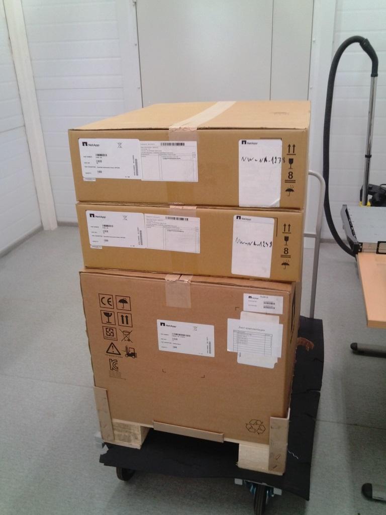 Поставка NetApp FAS8040