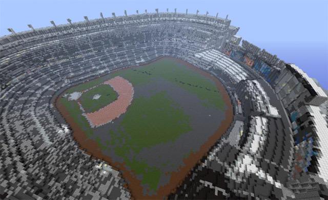 В Minecraft строят Манхэттен в масштабе 1:1