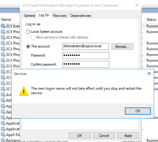 Password reset on Cisco ASA without downtime for active
