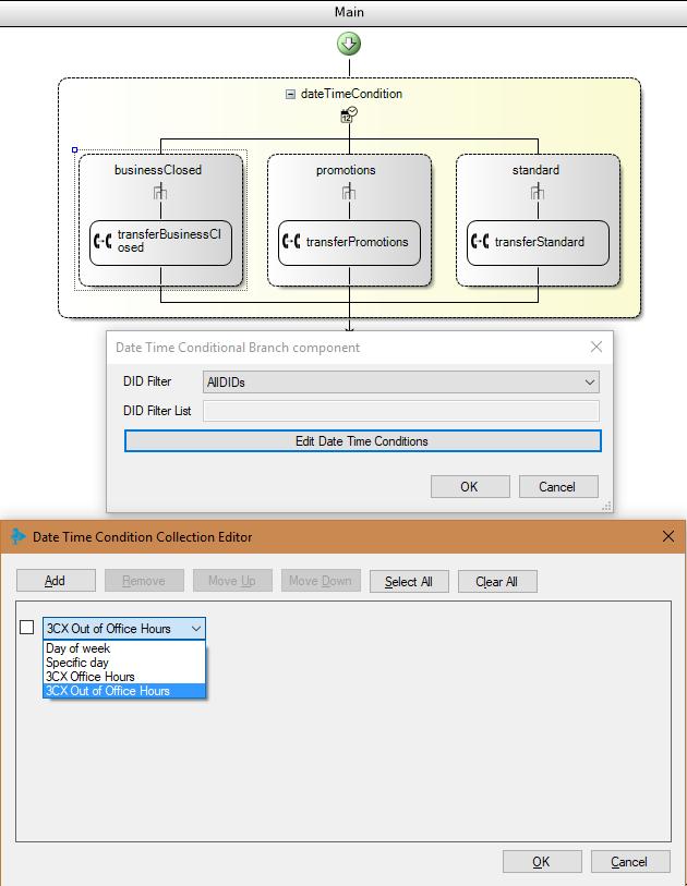 [recovery mode] Финальный релиз 3CX Call Flow Designer и курсы 3CX в Беларуси