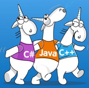 PVS-Studio C#\Java\C++