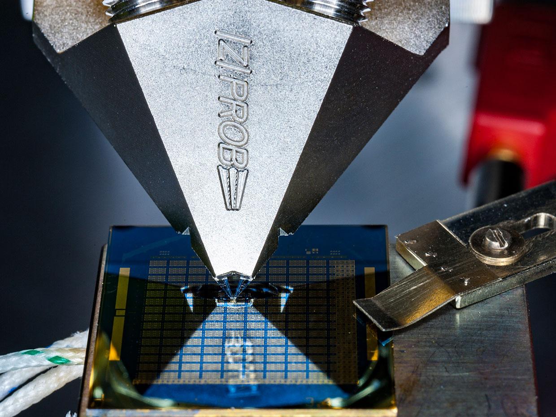 [Перевод] IBM показала 8-битный аналоговый чип памяти с изменением фазового состояния