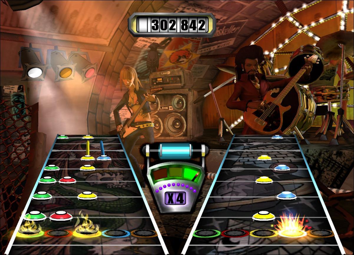 Синхронизация ритма в музыкальных играх