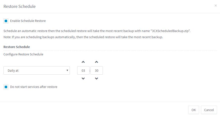 [recovery mode] Отказоустойчивый VoIP кластер 3CX