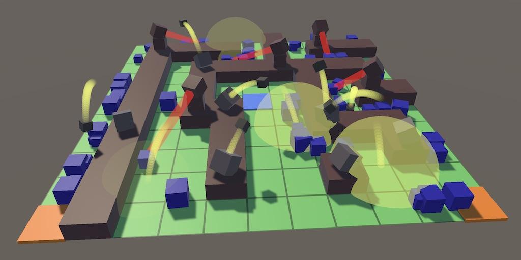 [Перевод] Создание игры Tower Defense в Unity: баллистика