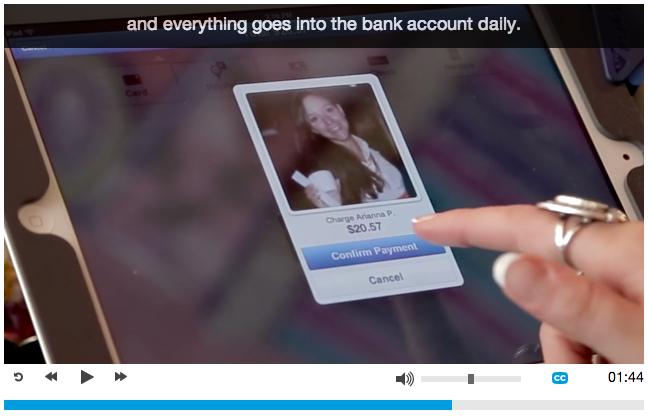 Screenshot Доступного HTML5 видеоплеера