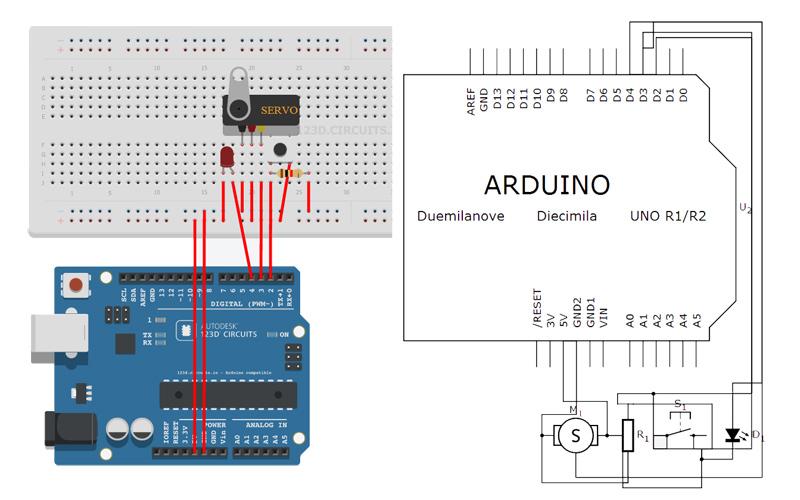 Код для Arduino