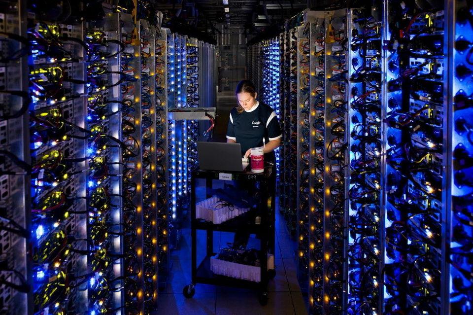 Google открыл новый дата-центр ценой в $600 млн