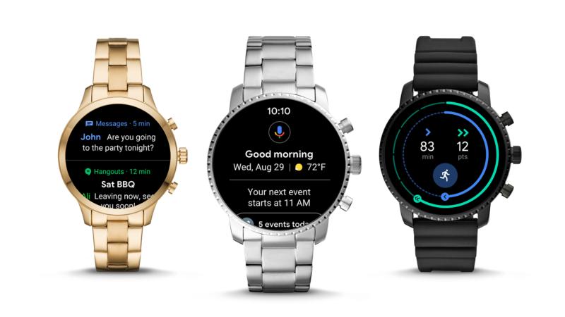 Google собирается заняться разработкой умных часов