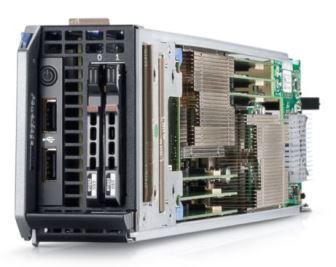 Лезвия сервера M420