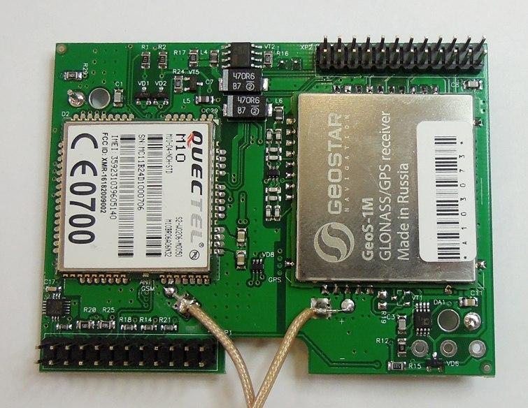 ГЕОС -1М (2011 год)